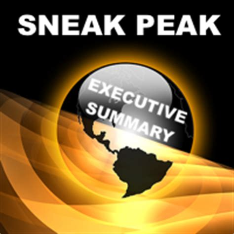 How to write an executive report summary